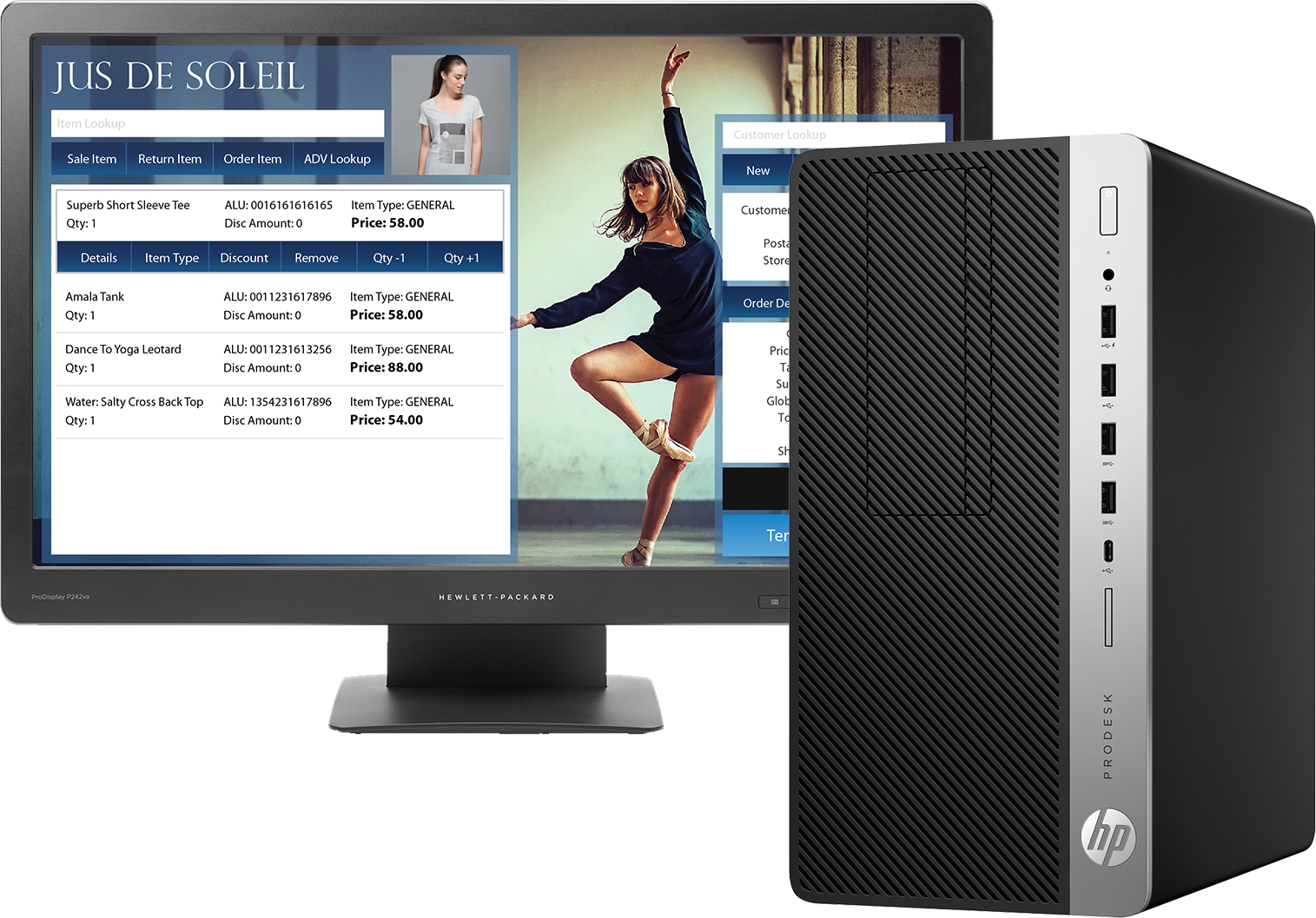 Image result for HP BACKOFFICE